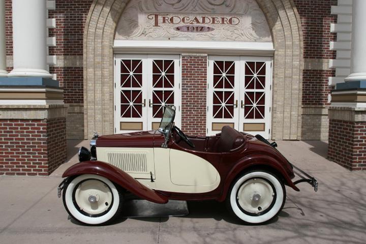 Classic Autos Cussler Museum