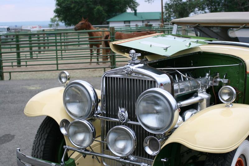 1931 Stutz DV-32 Boattail Speedster