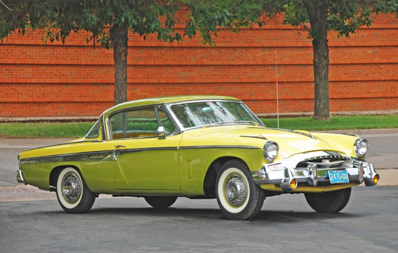 1955 Studerbaker President Speedster