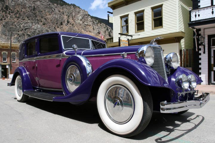 Classic Autos | Cussler Museum